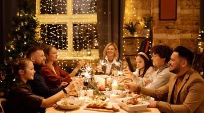 Cách tận dụng tối đa thức ăn thừa trong dịp Giáng sinh của bạn